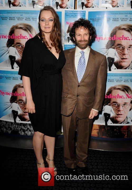 Samantha Morton and Charlie Kaufman 7