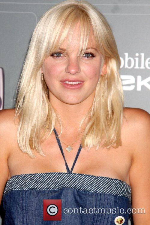 Anna Faris T-Mobile Sidekick LX launch held at...