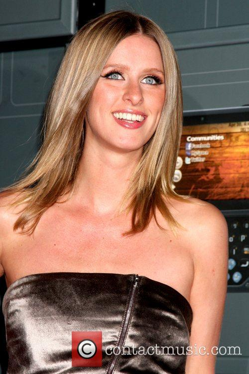 Nicky Hilton T-Mobile Sidekick LX launch held at...