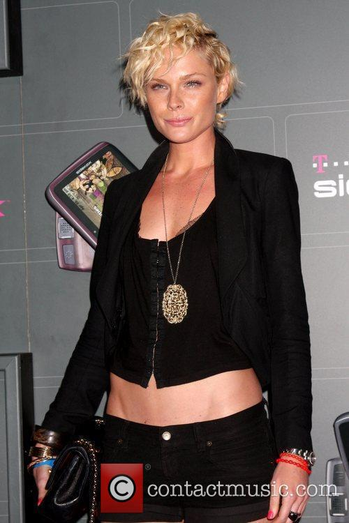 Kate Nauta T-Mobile Sidekick LX launch held at...