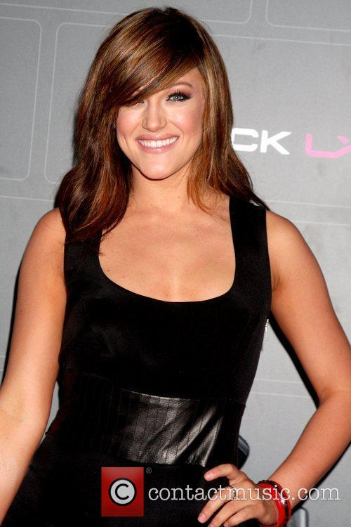 Lacey Schwimmer T-Mobile Sidekick LX launch held at...