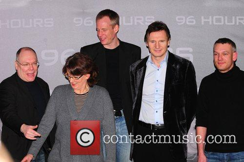 'Taken / 96 Hours' Photocall at the Regent...
