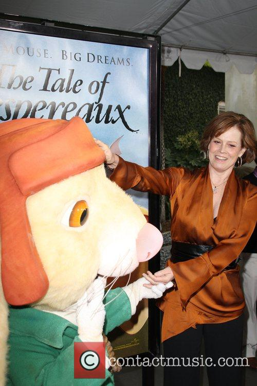 LA Premiere of The Tale of Despereaux at...