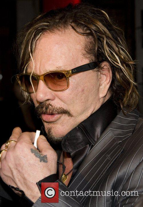 Mickey Rourke - Images Wallpaper
