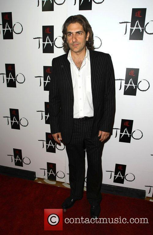 Michael Imperioli, of The Sopranos, hosts at TAO...