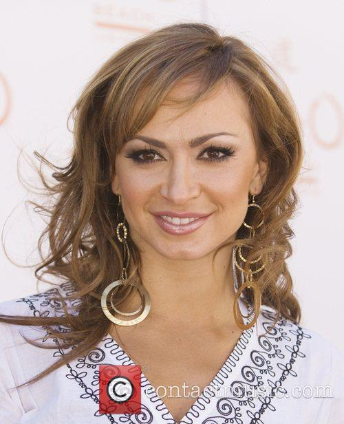 Karina Smirnoff Season opening of TAO Beach at...