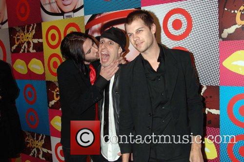 Guest The Target and Christina Aguilera celebration of...