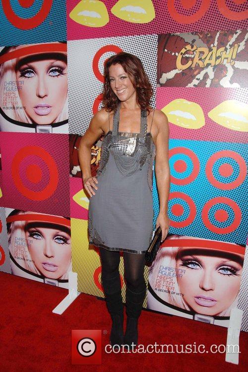 Sarah McLachlan The Target and Christina Aguilera celebration...