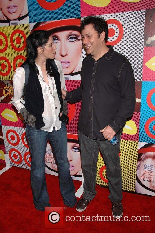 Sarah Silverman and Jimmy Kimmel The Target and...