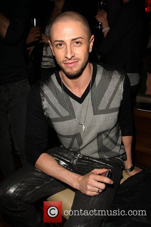 Brian Friedman Relaunch party for Taman Gang on...