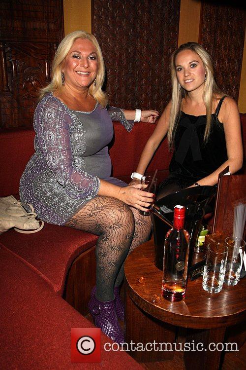 Vanessa Feltz and Allegra Feltz Relaunch party for...