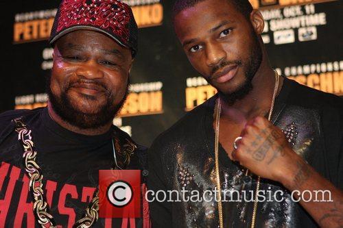 Eddie Mustafa Muhammed and Chad Dawson Final press...