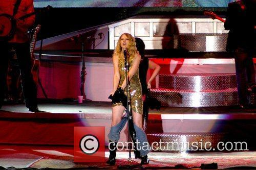 Performs at the 74th Annual Strawberry Festival -...