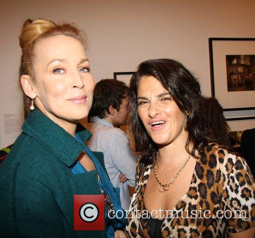 Jerry Hall and Tracy Emin attend the Taylor...