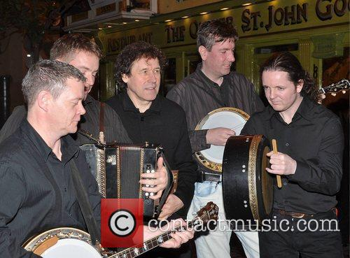 Stephen Rea and Trad Band 1