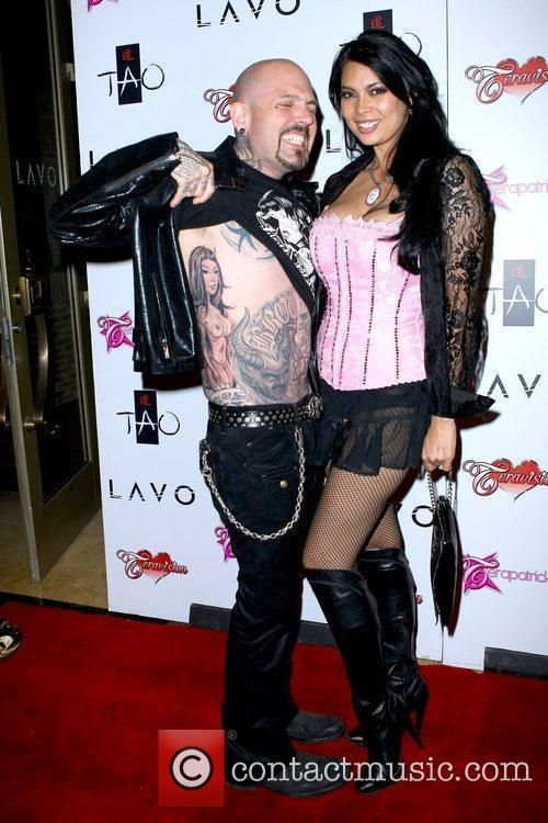 Tera Patrick Hosts the 1st Annual LAVO Lingeriegasm...