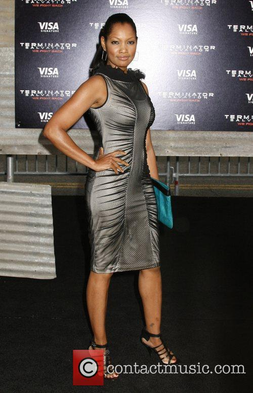 Garcelle Beauvais Los Angeles Premiere of 'Terminator Salvation'...