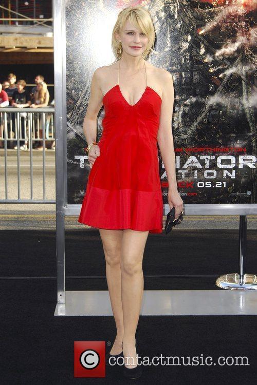 Kathryn Morris Los Angeles Premiere of 'Terminator Salvation'...
