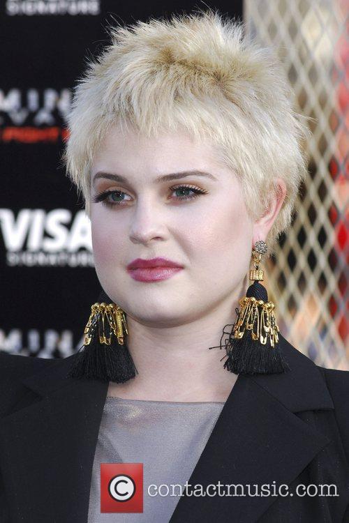 Kelly Osbourne Los Angeles Premiere of 'Terminator Salvation'...