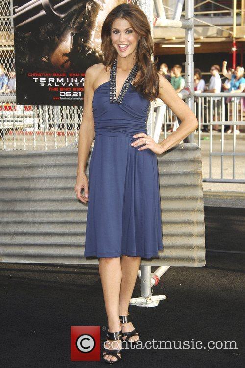 Samantha Harris Los Angeles Premiere of 'Terminator Salvation'...