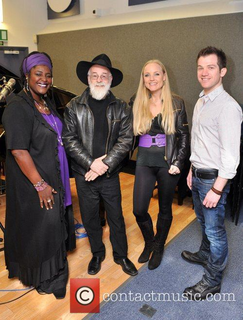 Sharon D. Clarke, Sir Terry Pratchett, Kerry Ellis,...
