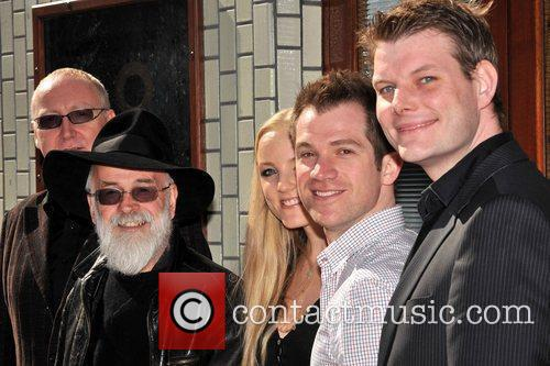 Shaun McKenna, Sir Terry Pratchett, Kerry Ellis, Daniel...