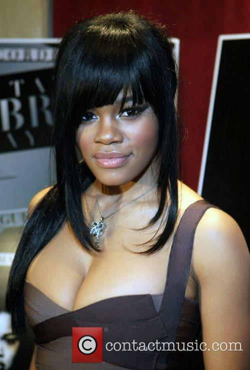 Teyana Taylor Teyana Taylor's 18th birthday party held...