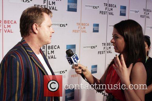 Stephan Elliott interviewed by Jessica Fragoso, NY1 News...