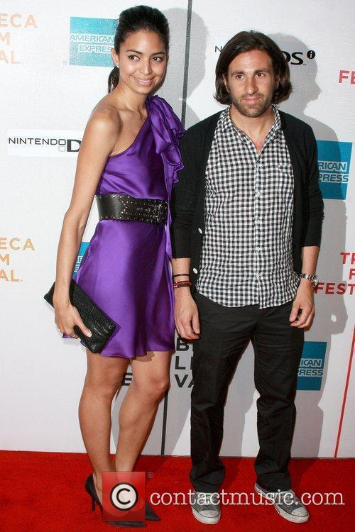 Los Mir and Guest 8th Annual Tribeca Film...