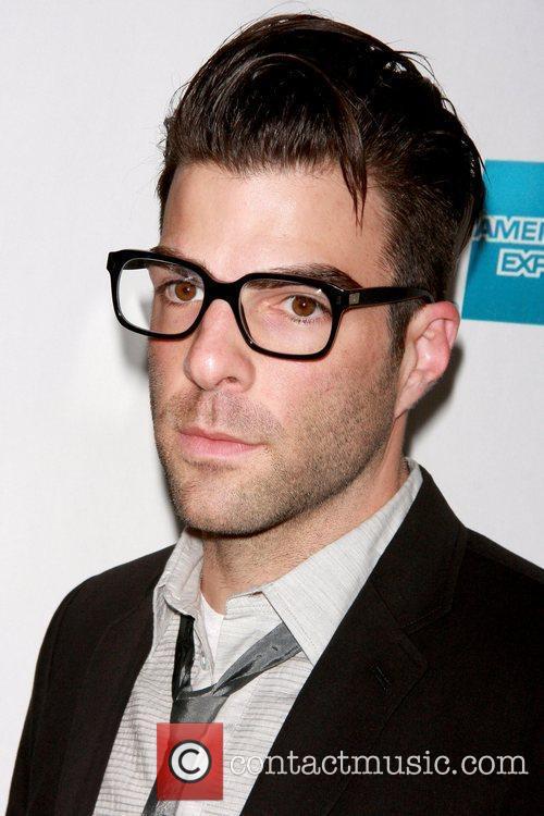 Zachary Quinto 8th Annual Tribeca Film Festival -...