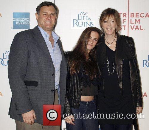 Craig Hatkoff, Juliana, Jane Rosenthal Tribeca Film Festival...