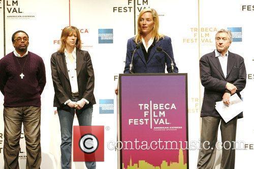 Spike Lee, Adrien Brody, James Franco, Mary-Kate Olsen, Meg Ryan, Parker Posey, Robert De Niro, Uma Thurman, Whoopi Goldberg and Woody Allen 5
