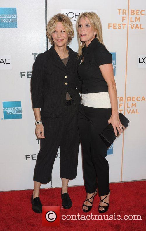 Cheryl Hines and Meg Ryan 4