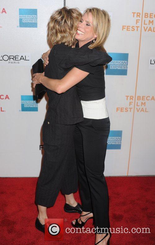 Cheryl Hines and Meg Ryan 1