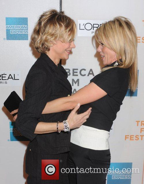 Cheryl Hines and Meg Ryan 6