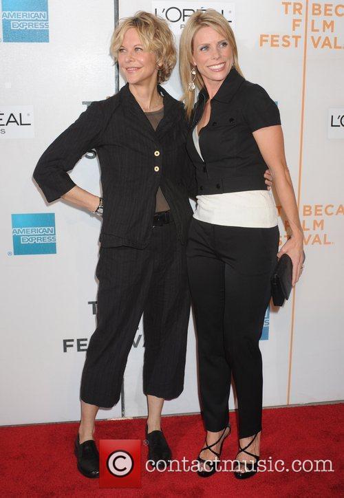 Cheryl Hines and Meg Ryan 5