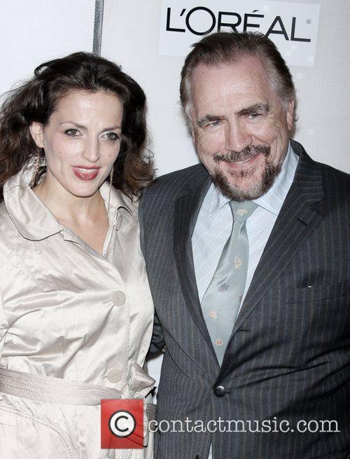 Nicole Ansari-Cox, Brian Cox The 8th Annual Tribeca...