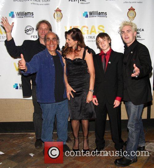 Mark Greenfield, Director Amir Naderi, Nancy La Scala,...