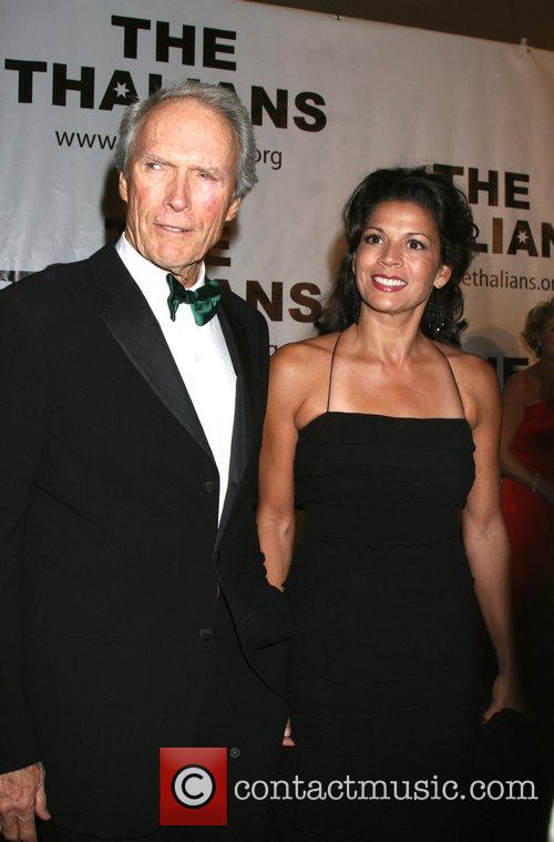 Clint Eastwood and Dina Eastwood The Thalians' 53rd...