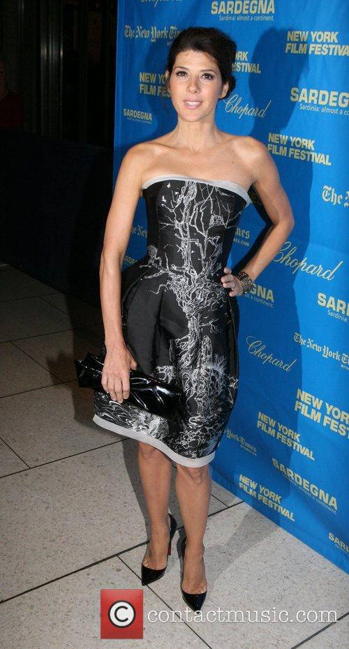Marisa Tomei The 46th New York Film Festival...