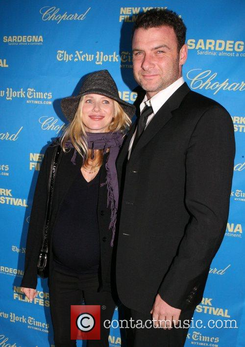 Naomi Watts and Liev Schreiber The 46th New...