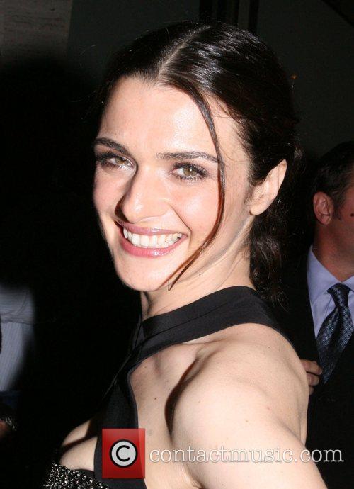 Rachel Weisz The 46th New York Film Festival...