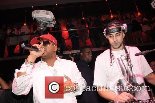 Terius Youngdell Nash aka 'The-Dream' and DJ 360...