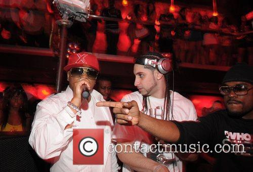 Terius Youngdell Nash aka 'The-Dream', DJ 360 and...