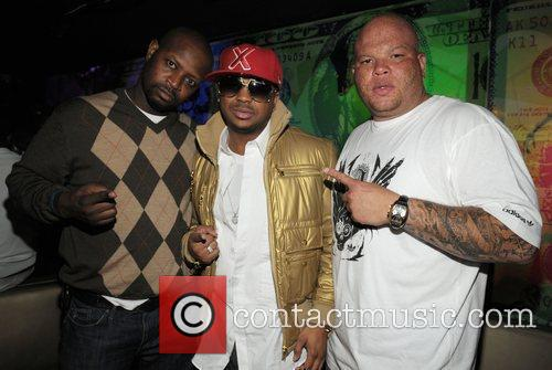 Terius Youngdell Nash aka 'The-Dream' and K-Foxx 99...