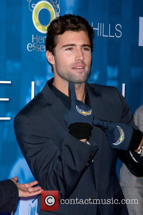 Brody Jenner celebrates the Season Four finale of...