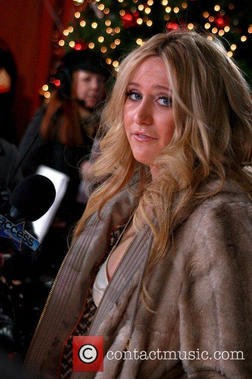 Stephanie Pratt celebrates the Season Four finale of...