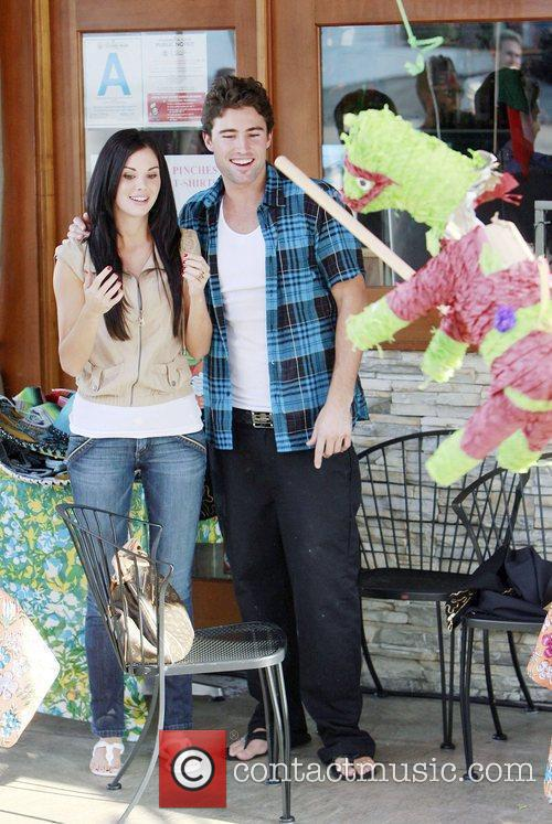 Jayde Nicole and Brody Jenner 1