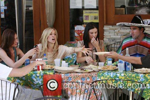 Kristin Cavallari, Jayde Nicole and Brody Jenner 7