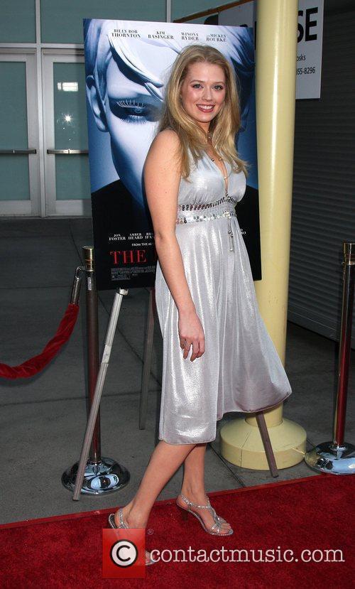 Brooke Newton World Premiere of 'The Informers' held...